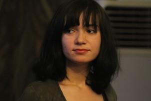 Portrait shot of Desislava Ivanova